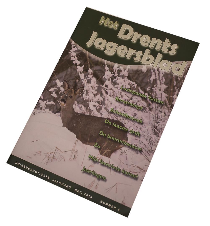 Cover-Drents jagersblad