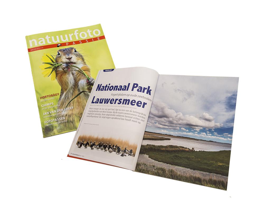 Natuurfotopassie-Lauwersmeer